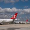 Turkish Airlines(ターキッシュ航空)TK691(カイロ → イスタンブール)ビジネスクラス搭乗記
