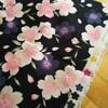 桜の柄は全て和柄になるのかって話。