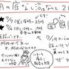 7/3(月)~7/9(日)のスケジュール