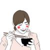【独身女性の呟き】肝臓に 染みる松屋の 朝定食