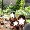 お台場グランドニッコーでランチビュッフェのお誕生日会(GARDEN DININGさん編)