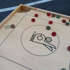 【6.16㈰開催】彦根で小さい子どもからお年寄りまでハマるゲーム『カロム』の日本選手権大会が今年も彦根で開催!