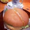 コメダ珈琲のハンバーガーが好きなんです。