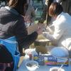 町内の芋煮会