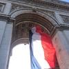 2週間かけ、述べ11カ国に渡る東欧旅行を終えて、終焉のフランスに到着。