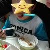 3歳1ヶ月→変顔ブーム
