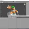 Unityでアニメーションファイルを使って字幕の切替とタイミングの指定を行う