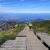登山(山歩き)、バテないエネルギー補給 研究中