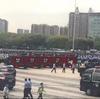 「中国解放軍が香港の隣にある深圳市で集まり、 香港に突入する準備をしている」という情報について