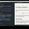 Markdownが書きたいのでAtomとVSCodeを整備して比較する