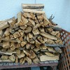 薪ストーブ前史27 栗の薪の乾燥、そして移動