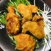 【簡単料理編】A-プライスの丸鶏を使ってフライドチキンを作りました。