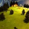 山梨県「 ハイジの村 」山梨でスイス気分!のはずが花の入れ替えの時期に行くと何もありません…