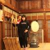 新嘗祭に向けて 浦安の舞稽古