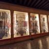 【ベネチア旅行】ドゥカーレ宮殿続き。中世武器や裏の顔、牢獄見学。