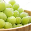 シャインマスカットの栄養・効能|美容効果の高いフルーツだった!