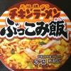 フィラ〜メン・シリーズ #11 「元祖鶏ガラ チキンラーメン ぶっこみ飯」