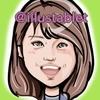 iPadproで描いた 鎌倉在住のシンガーYumiさんの似顔絵と似顔絵が出来上がるまで。