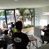 村人vs建築デザイナーの会合に参加
