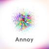 近傍探索ライブラリ「Annoy」のコード詳解