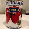 ホールトマト缶を使ったトマト煮【モンテベッロ・ホールトマト/モンテ物産】