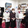 24日、コロナ感染症対策で県に緊急申し入れ。必要な情報の公表と早期のPCR検査の実施を