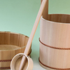 木製手水用具の使い方 桶の保管や取扱について