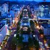 北海道旅行 ① 札幌へ