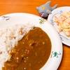 チキンカレー(S&B赤缶)