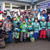 今年のクリスマスはスキー&ホテルで過ごしました!