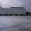 R3.2.19  積雪&2年生甲機実技