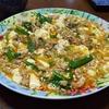 今日の晩飯 久々に麻婆豆腐を作ってみた