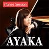 絢香 iTunes session(w/古川昌義、塩谷哲)