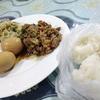 【バンビエン】地元民しか食べない本当のローカルフードを食べる