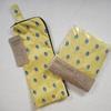 【レビュー】salut!の雨の日用バッグカバー(¥500)と傘ポーチ(¥300)は安いけど使えるのか?