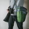 望遠レンズセットの野鳥散歩に最適なカメラバッグ:マインドシフトギア マルチマウントホルスター30