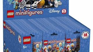 【おねだりリスト】LEGOミニフィギュア「71024:ディズニー シリーズ2」を予約した。