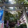 大崎鎮守 居木神社社殿(東京都品川区)