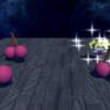 【Unity】チェリーを取るとパーティクル飛ばすOnTriggerEnterイベント