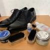 リーガルの弟分 ケンフォードの靴磨きをしてみた。