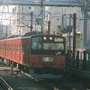 201系 T102編成 廃車回送から10年