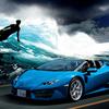 【超高級車】ランボルギーニ ウラカンRWDスパイダー【2700万】
