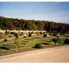 シュノンソー城、庭園と跳ね橋