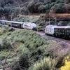 フロム鉄道でミュルダルへ、そしてオスロへ帰ります