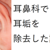 【値段】耳鼻科で耳掃除にかかった料金は1110円でした【幼児の耳垢栓塞除去】
