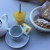 フランス人の朝ごはん。