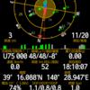 《arrows M02購入レビュー》GPS測位精度は良好!