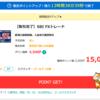 【モッピー】SBI FXトレードが15,000Pにアップ!(13,500ANAマイル)