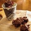 バレンタイン簡単手作りレシピ~油大さじ1杯で出来るドロップクッキー