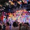 六本木のショークラブ『バーレスク東京』に行ったんですけど